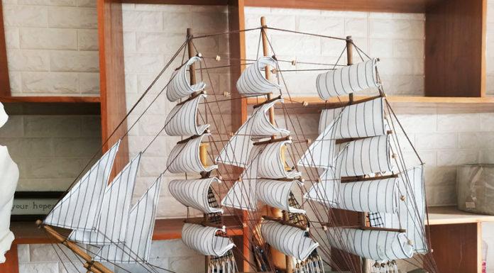 tàu thuyền trang trí