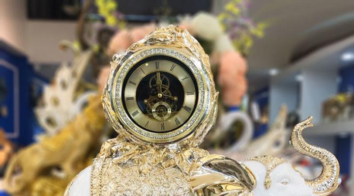 Đồng hồ voi luxury