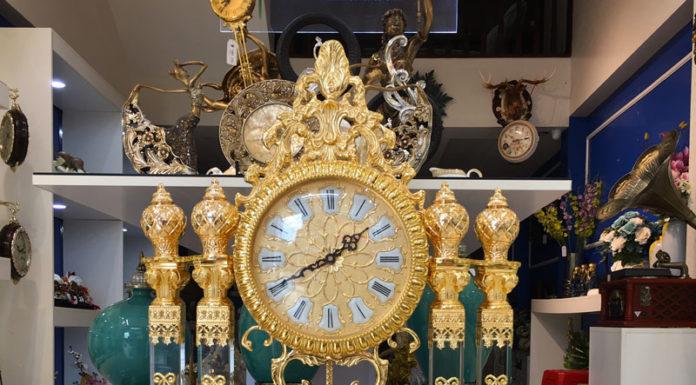 Đồng hồ trang trí đẹp