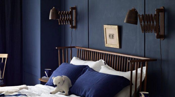 Phối màu phòng ngủ đẹp